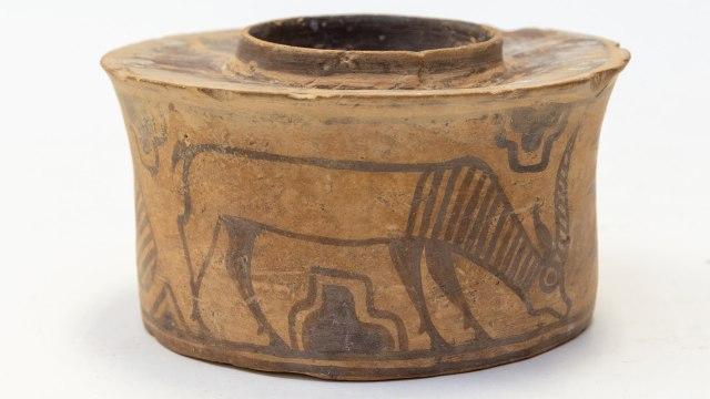 Wadah Sikat Gigi 4.000 Tahun