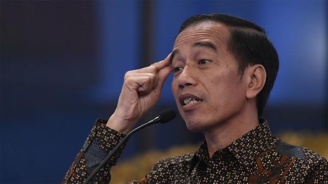 Jokowi Prediksi PKB Masuk 3 Besar Partai Pemenang Pemilu 2019 (192598)