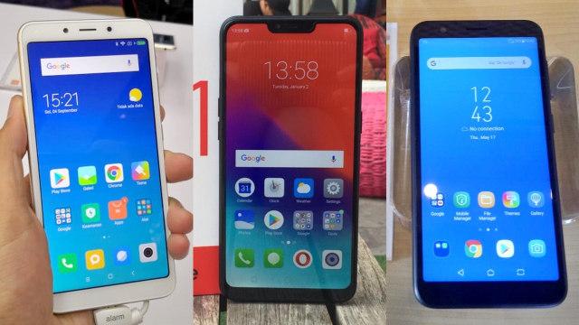 7 Smartphone Terbaik 2018 Harga Rp 1 Jutaan Kumparan Com