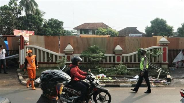 Polsek Ciracas, Jakarta Timur