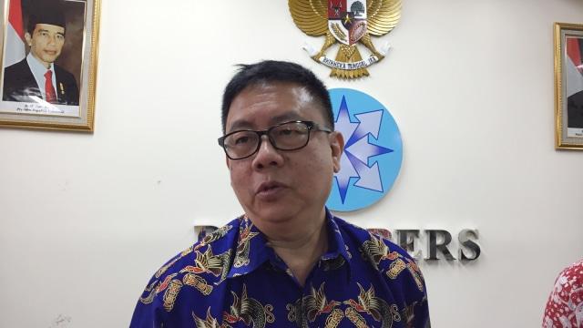 Ketua Dewan Pers Yosep Stanley Adi Prasetyo