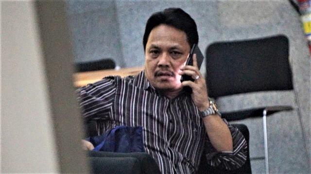 Ketua Pengadilan Negeri Semarang, Purwono Edi Santosa, kpk