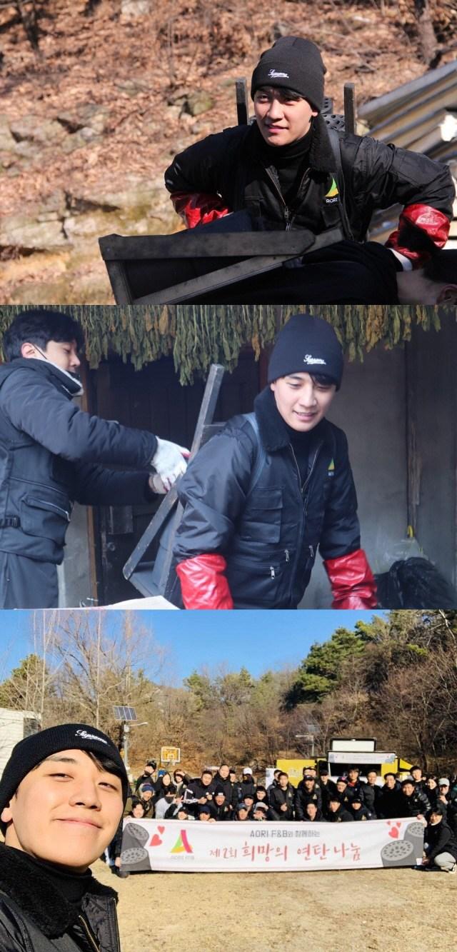Seungri Donasikan 100 Juta Won untuk ChildFun Korea (60434)