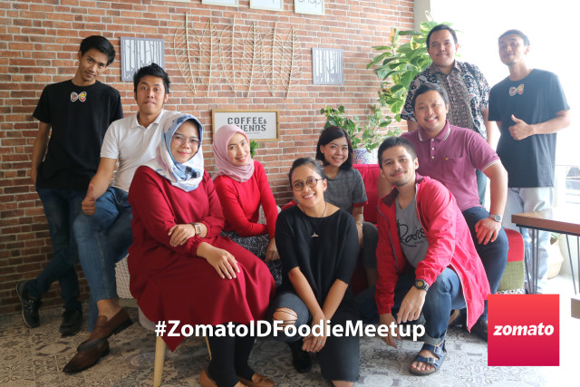 Mengenal kopi Indonesia melalui kegiatan Coffe cupping di Chill Bill #ZomatoIDFoodieMeetup (59769)