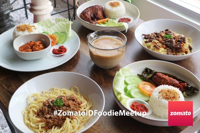 Mengenal kopi Indonesia melalui kegiatan Coffe cupping di Chill Bill #ZomatoIDFoodieMeetup (59773)