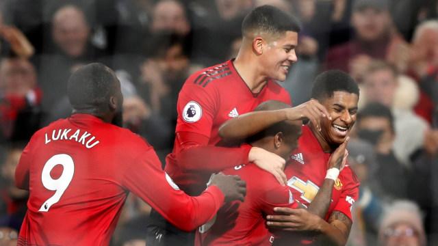 Untuk Kalahkan Liverpool, Man United Masih Bisa Pakai Resep Musim Lalu (104487)