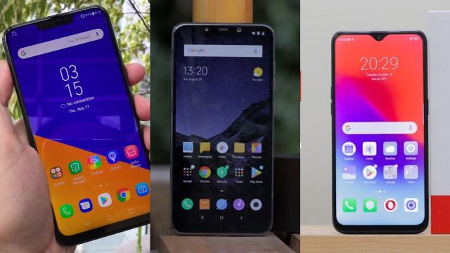 12 Smartphone Terbaik 2018 Harga Rp 3 Juta Sampai Rp 5 Jutaan