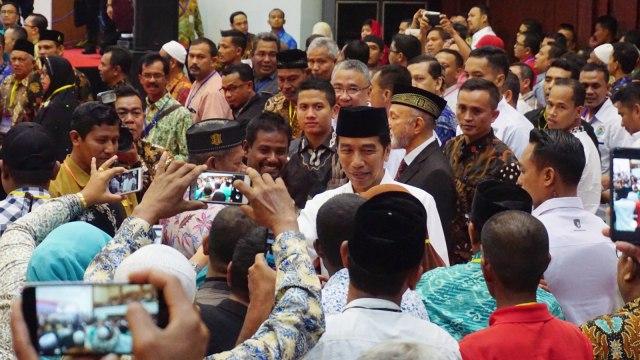 PDIP: Baru Kali Ini Ada Presiden Rajin ke Aceh, Itu Pak Jokowi (28683)