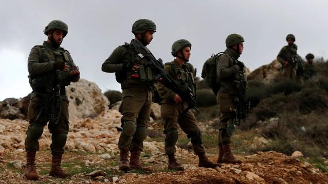 Israel Tembak Sekumpulan Warga Palestina, 3 Orang Tewas (201223)