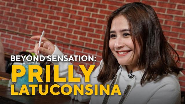 konten spesial, Beyond Sensation, Prilly Latuconsina