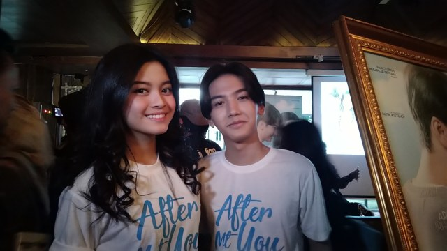 Selain Pemeran Utama, Yoriko Angeline Isi Soundtrack 'After Met You' (202334)