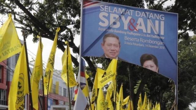 Demokrat Desak Polda Riau Usut Perusakan Baliho dalam 14 Hari (165912)