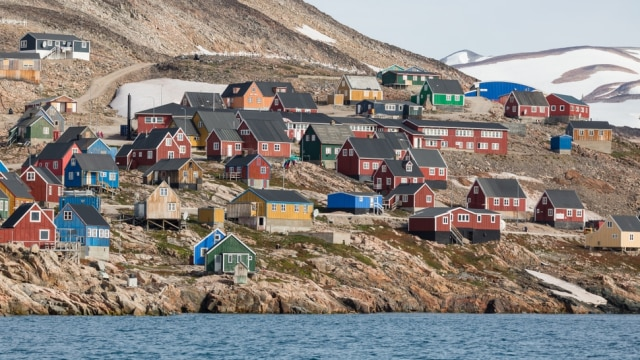 Ittoqqortoormiit di Greenland