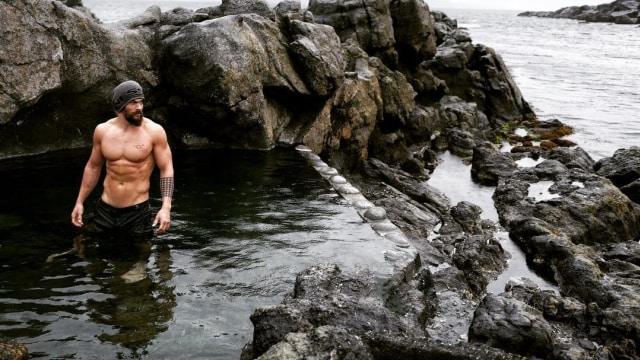 Foto: Transformasi Tubuh Jason Momoa sang Aquaman (84471)