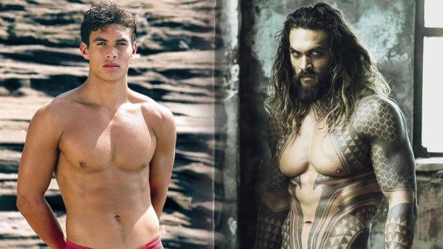 Foto: Transformasi Tubuh Jason Momoa sang Aquaman (84470)