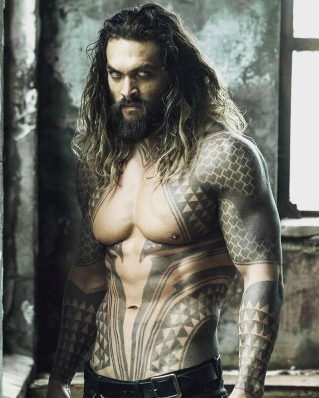 Jason Momoa Sempat Malu Harus Bertelanjang Dada di 'Aquaman' (316226)