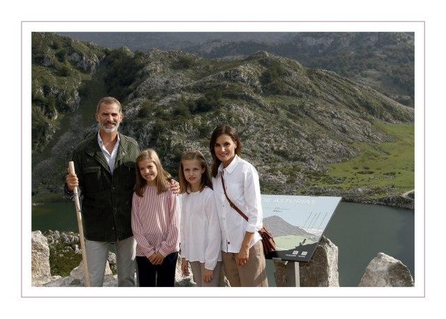 Kartu natal Kerajaan Spanyol
