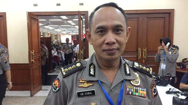 Kabid Humas Polda Papua Kombes Pol AM Kamal