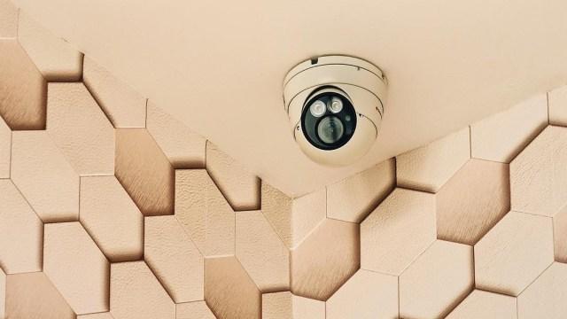 Polisi Amankan Beberapa CCTV Cek Penyebab Kebakaran di Kejagung (301113)