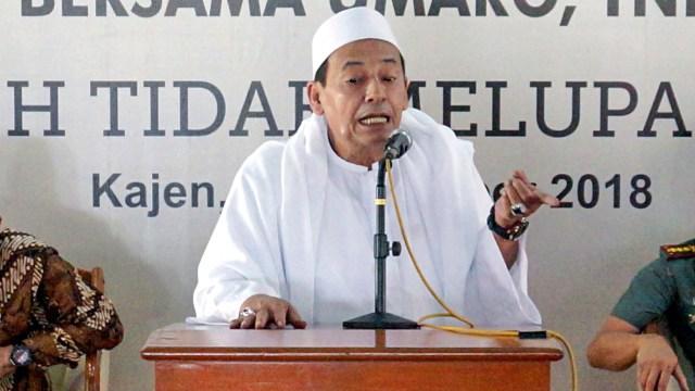 Ketua Jatman Habib Muhammad Luthfi Bin Ali Bin Yahya