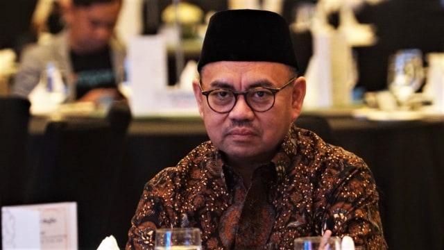 Pemilupedia, Direktur Materi Debat Prabowo-Sandi, Sudirman Said