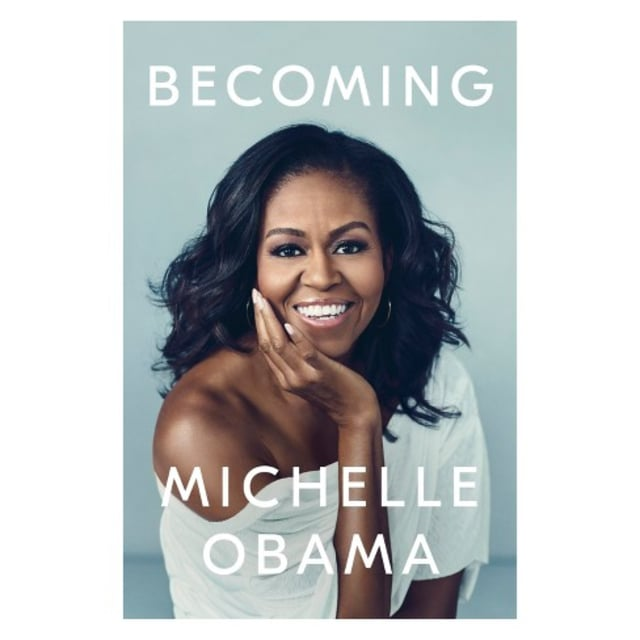 Becoming, buku Michelle Obama. (NOT COV)