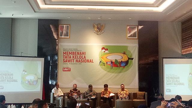 Diskusi Tata Kelola Sawit Nasional