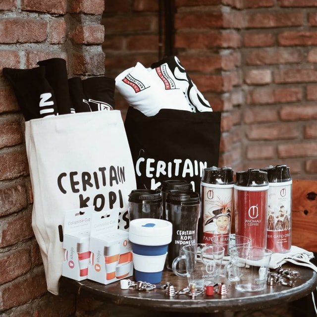 Seberapa Penting Peran Merchandise di Coffee Shop? (46868)