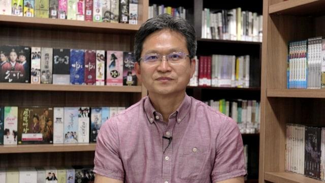 Direktur Korean Cultural Center Indonesia, Chun Youngpoung
