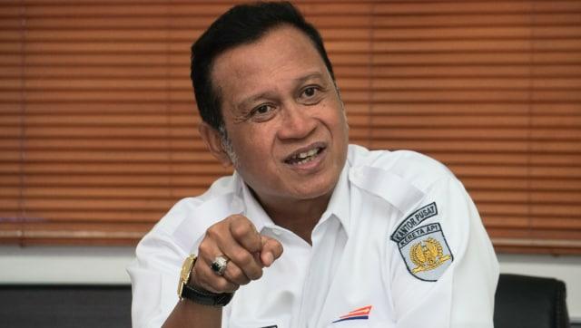 Erick Thohir Berhentikan Edi Sukmoro dari Dirut KAI, Berikut Fakta-faktanya (388560)