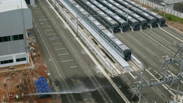 Tarif MRT Belum Putus, Anies Tak Berniat Minta Subsidi ke Pemerintah (436266)