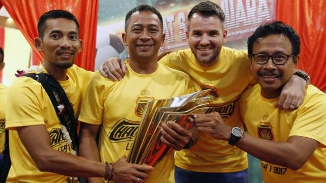 Simon McMenemy, Bhayangkara FC