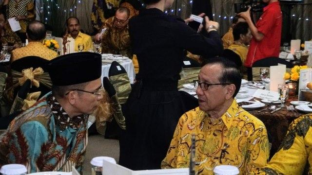 Tuan Guru Bajang, Akbar Tanjung, golkar