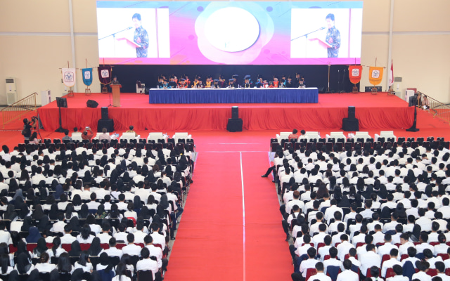 Raih Akreditasi A, President University Jadi Perguruan Tinggi Swasta Unggulan (94656)