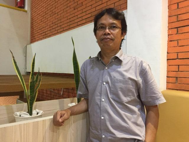 Kepala Program Pendidikan Bahasa dan Budaya Korea UI, Zaini