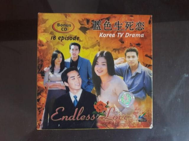 VCD Drama Korea Endless Love