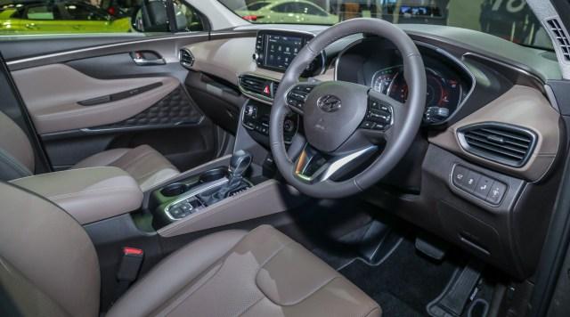 Hyundai, Santa Fe, Otomotif, info otomotif, China, SUV