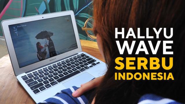 Hallyu Wave Serbu Indonesia