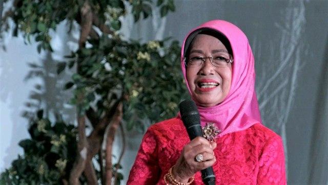 1.200 Personel TNI-Polri Amankan Pemakaman Ibunda Jokowi  (783193)