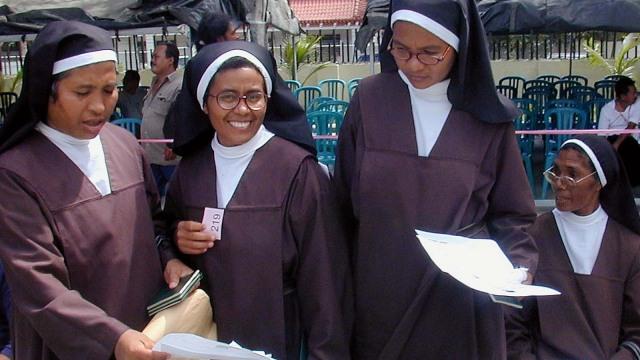 LIPSUS PARTAI KRISTEN, Pemilu 2004