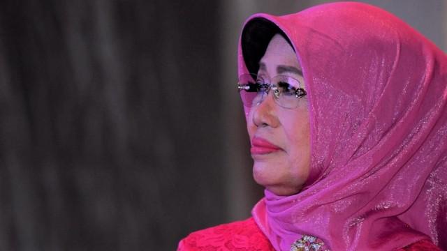 Ibunda Presiden Jokowi, Sudjiatmi Noto Mihardjo.