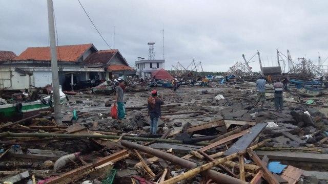 Update Korban Tsunami Selat Sunda: 222 Tewas, 843 Luka-luka, 28 Hilang (26452)