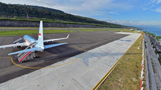 Jokowi Resmikan 4 Bandara Sekaligus di Sulawesi Tengah (741147)