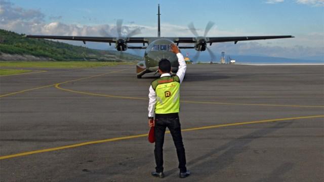 Jokowi Resmikan 4 Bandara Sekaligus di Sulawesi Tengah (741148)