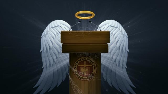 LIPSUS PARTAI KRISTEN DI INDONESIA (JANGAN DIPAKAI)