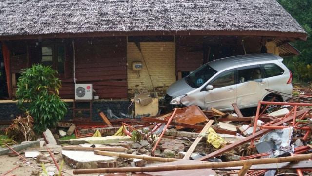Update Jumlah Korban Tsunami Anyer: 281 Meninggal, 1.016 Luka-luka (86026)