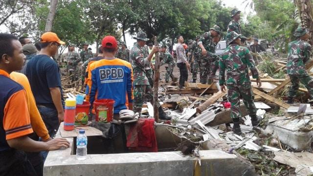 Update Jumlah Korban Tsunami Anyer: 281 Meninggal, 1.016 Luka-luka (86025)