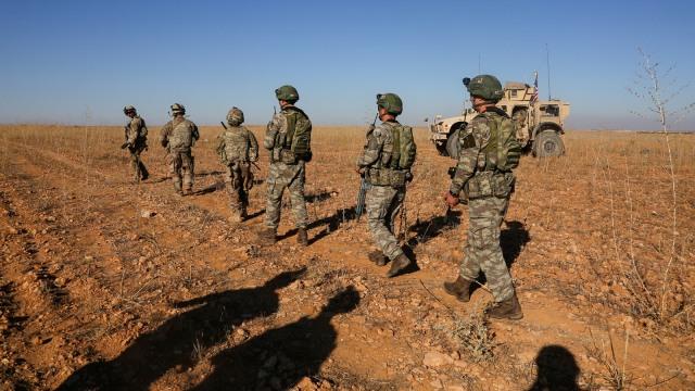 Tentara Amerika Serikat di Suriah