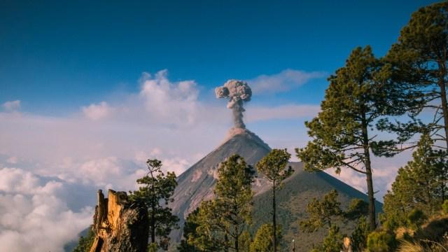 Penjelasan Evolusi Gunung Api di Dalam Alquran (109703)