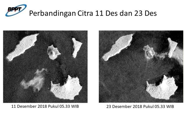 Citra Satelit Krakatau (NOT COVER)